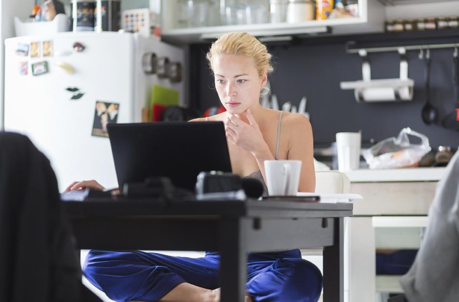 Como se tornar mais produtivo no home office